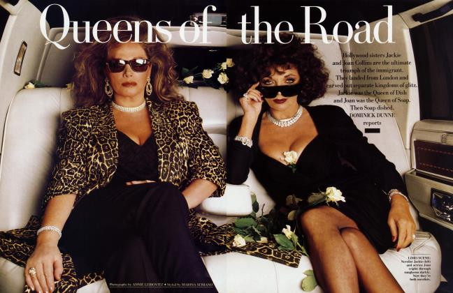 Article Preview: Queens of the Road, March 1988 1988 | Vanity Fair