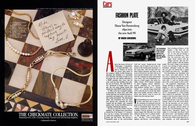 Article Preview: FASHION PLATE, March 1988 1988   Vanity Fair