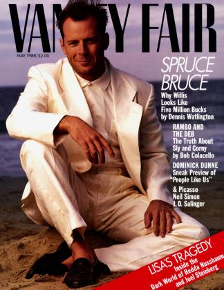 Cover for the May 1988 issue