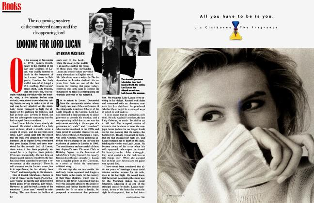 Article Preview: LOOKING FOR LORD LUCAN, May 1988 1988 | Vanity Fair