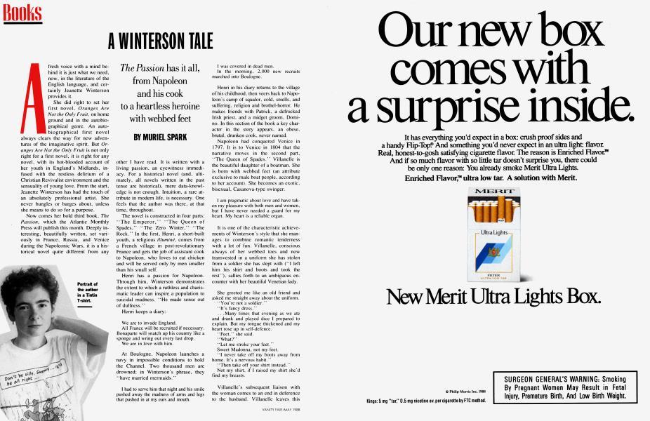 A WINTERSON TALE