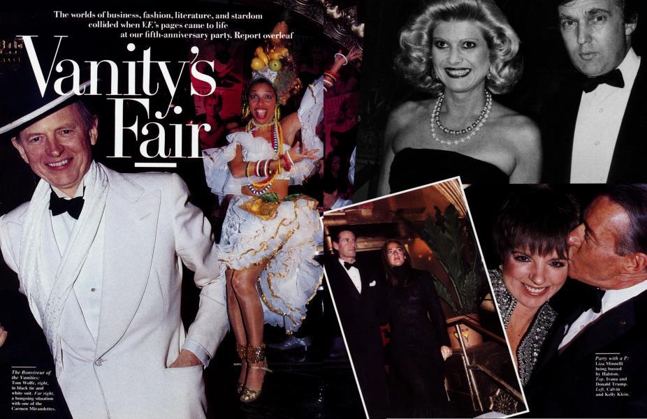 Vanity's Fair