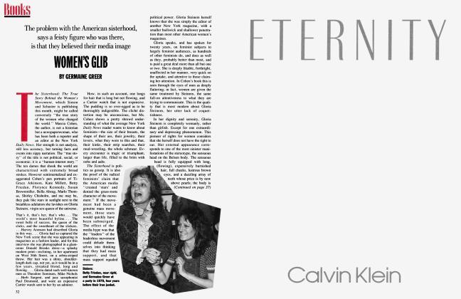 Article Preview: WOMEN'S GLIB, June 1988 | Vanity Fair