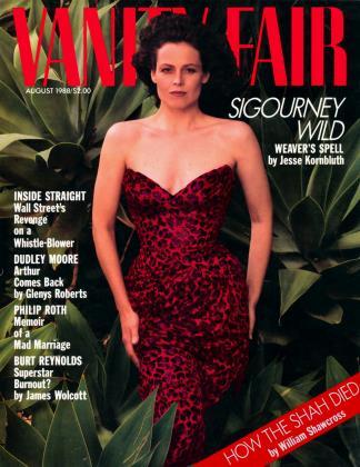 August 1988 | Vanity Fair