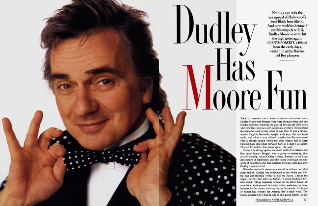 Article Preview: Dudley Has Moore Fun, August 1988 | Vanity Fair