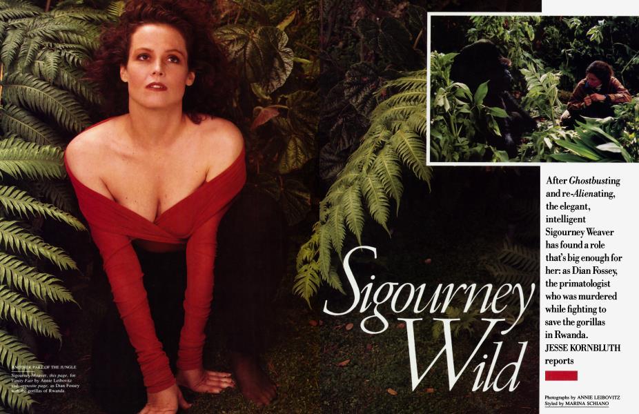 Sigourney Wild