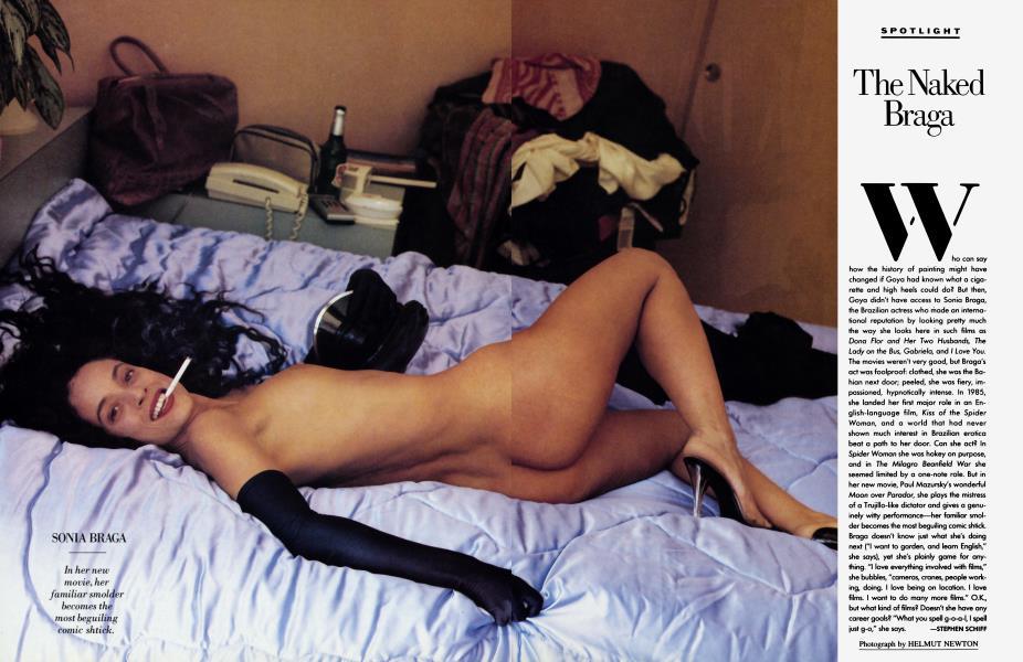The Naked Braga