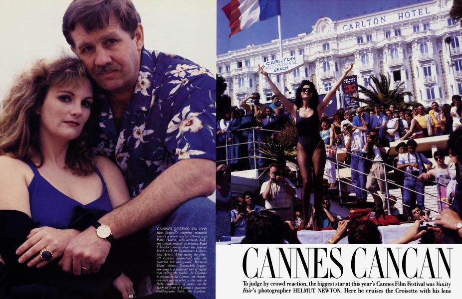 CANNES CANCAN