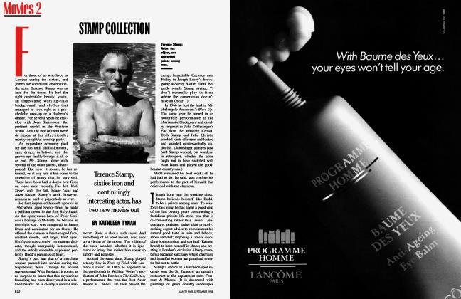 Article Preview: STAMP COLLECTION, September 1988 1988 | Vanity Fair