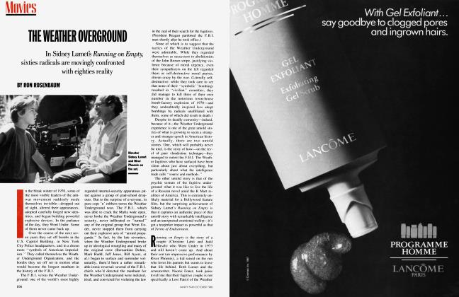 Article Preview: THE WEATHER OVERGROUND, October 1988 1988 | Vanity Fair