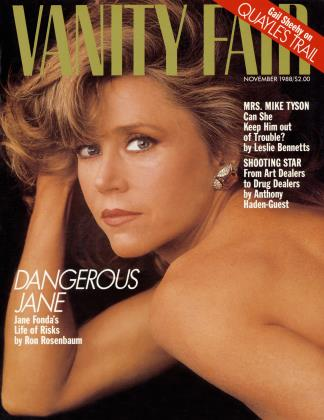 November 1988 | Vanity Fair