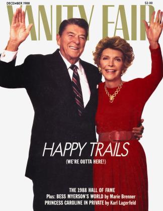 December 1988 | Vanity Fair