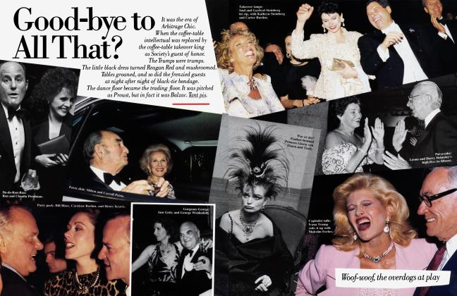 Article Preview: Good-bye to All That?, December 1988 1988 | Vanity Fair