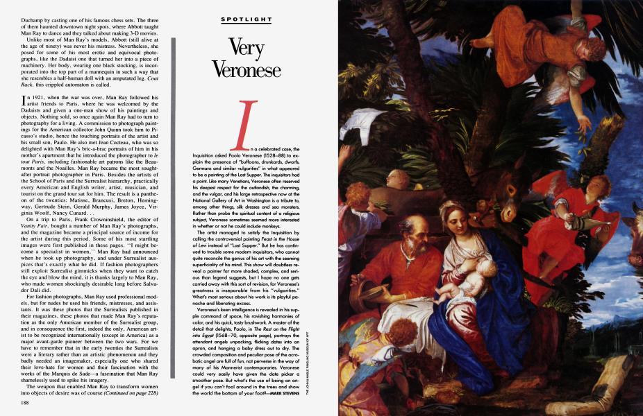 Very Veronese
