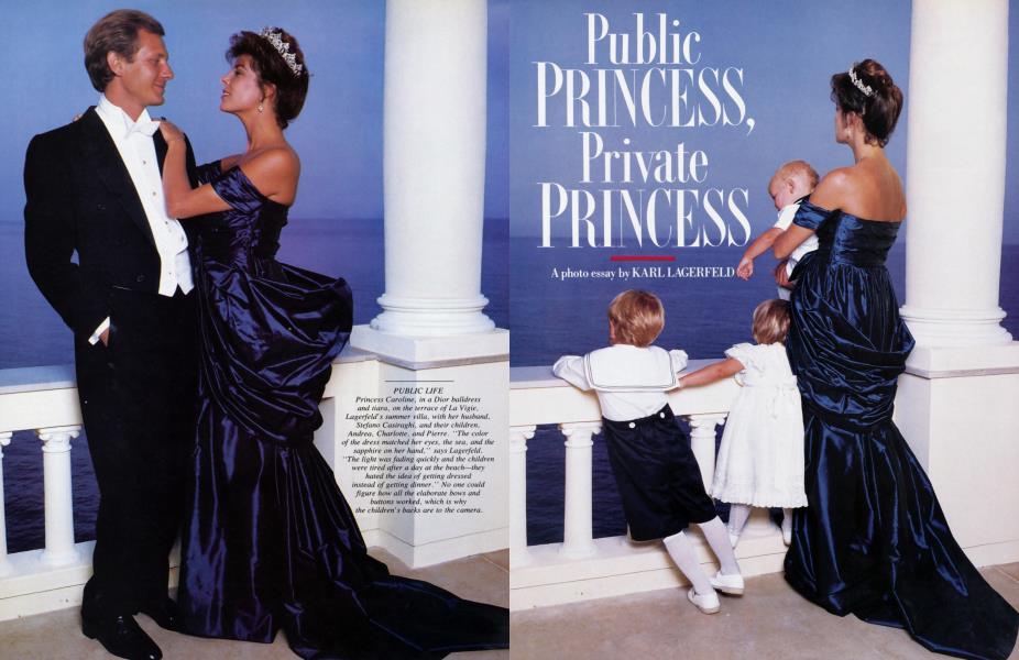 Public PRINCESS, Private PRINCESS