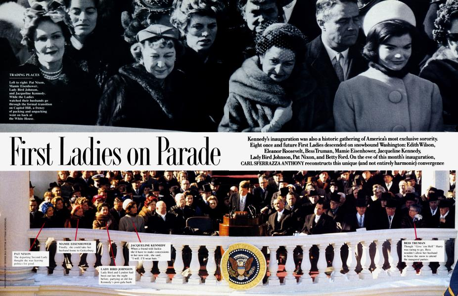 First Ladies on Parade