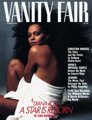 March 1989 | Vanity Fair