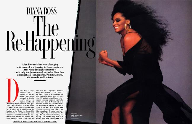 DIANA ROSS: The Re-Happening