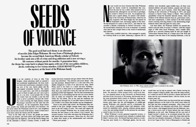 Article Preview: SEEDS OF VIOLENCE, March 1989 | Vanity Fair