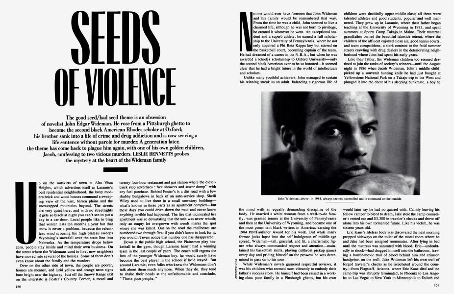 SEEDS OF VIOLENCE