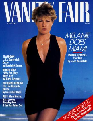 April 1989 | Vanity Fair