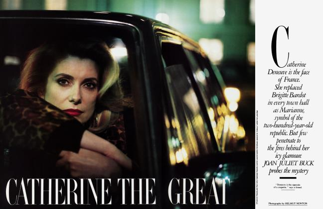 Article Preview: CATHERINE THE GREAT, April 1989 1989 | Vanity Fair