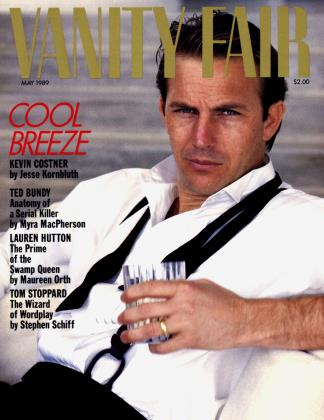 Cover for the May 1989 issue