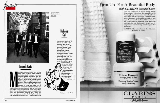 Article Preview: London's Paris, May 1989 1989 | Vanity Fair