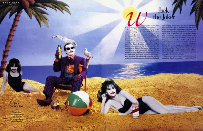 Article Preview: Jack the Joker, May 1989 1989 | Vanity Fair