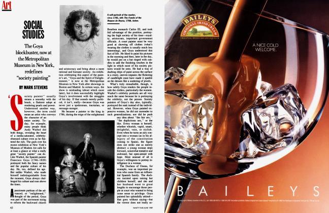 Article Preview: SOCIAL STUDIES, June 1989 1989   Vanity Fair