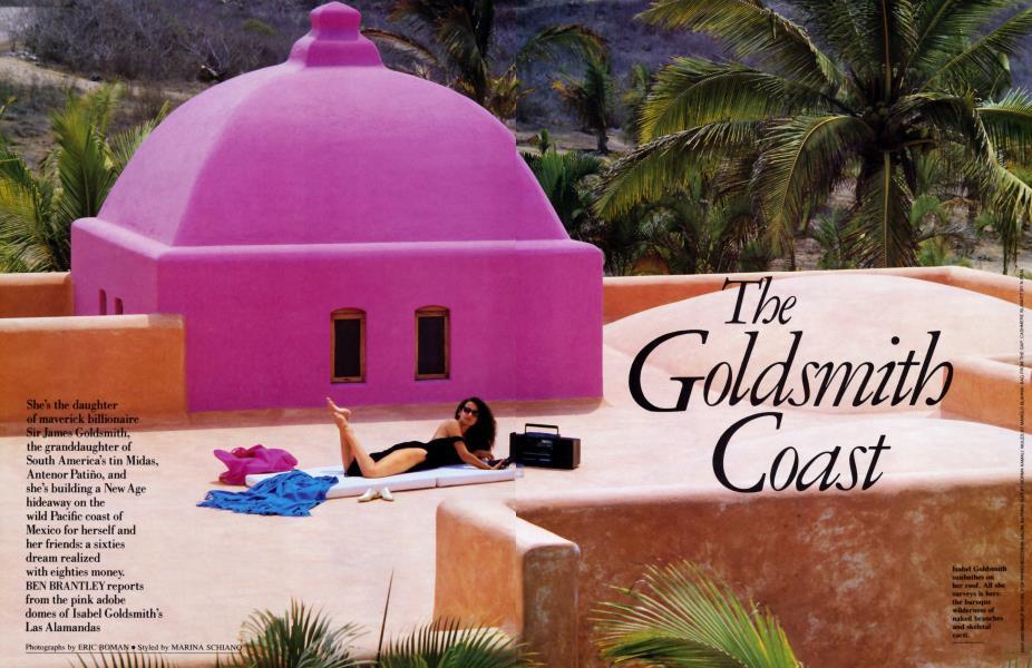 The Goldsmith Coast