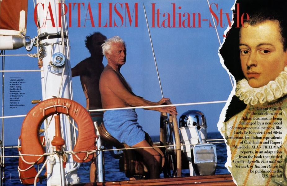 CAPITALISAM Italian-Style