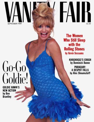 September 1989 | Vanity Fair