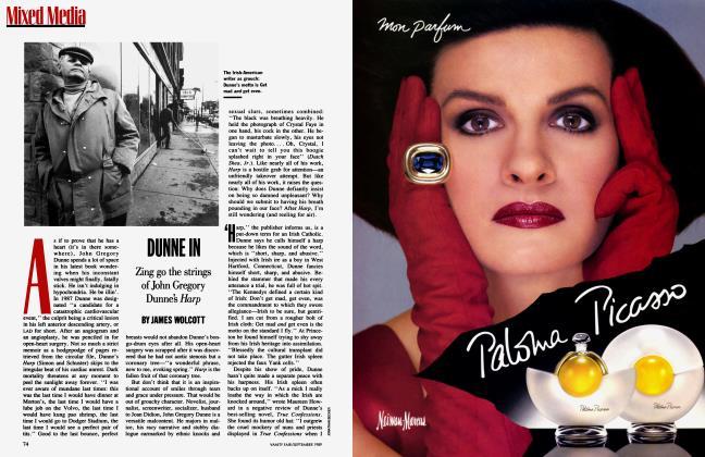 Article Preview: DUNNE IN, September 1989 1989 | Vanity Fair