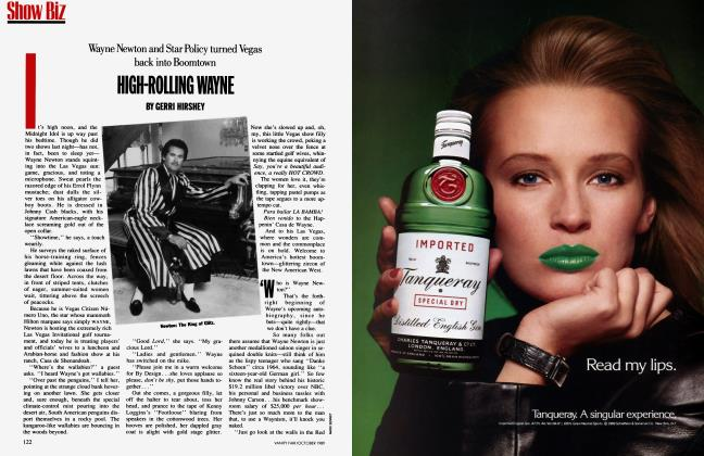Article Preview: HIGH-ROLLING WAYNE, October 1989 1989 | Vanity Fair