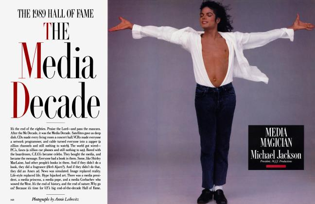 Article Preview: THE 1989 HALL OF FAME THE Media Decade, December 1989 1989 | Vanity Fair