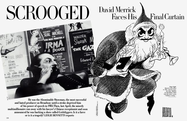 Article Preview: SCROOGED, December 1989 1989 | Vanity Fair