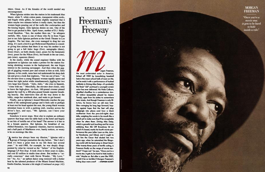 Freeman's Freeway