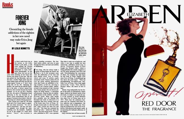 Article Preview: FOREVER JONG, February 1990 1990   Vanity Fair