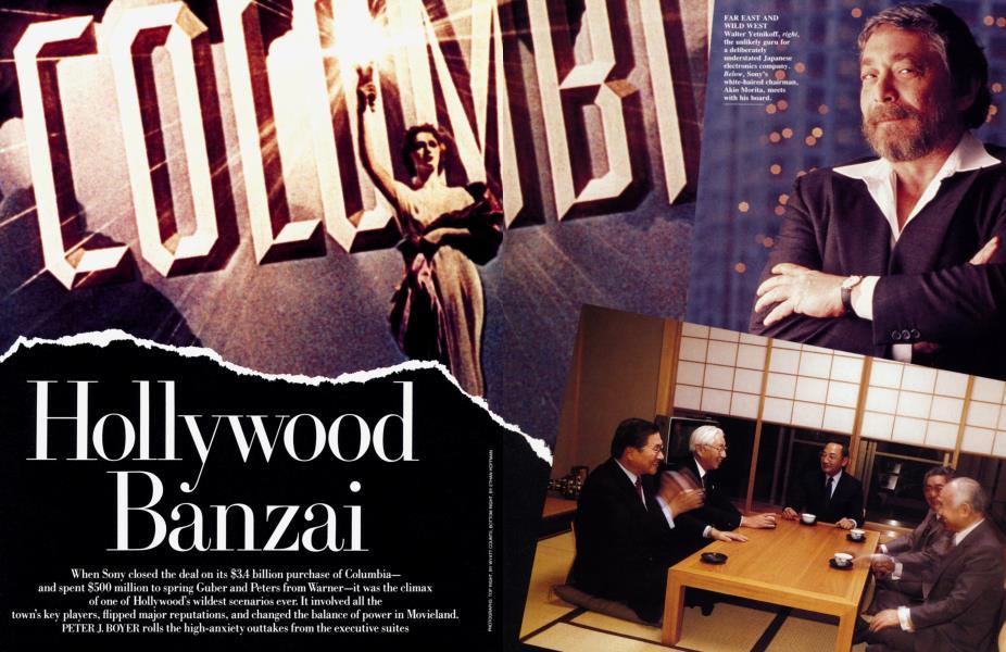 Hollywood Banzai
