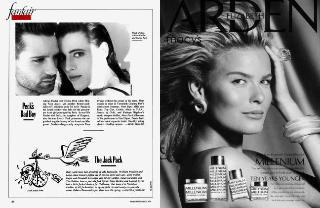 Article Preview: Peck's Bad Boy, March 1990 1990 | Vanity Fair