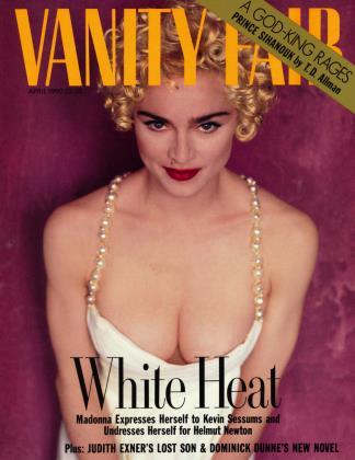 April 1990 | Vanity Fair