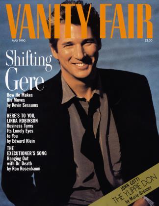May 1990 | Vanity Fair