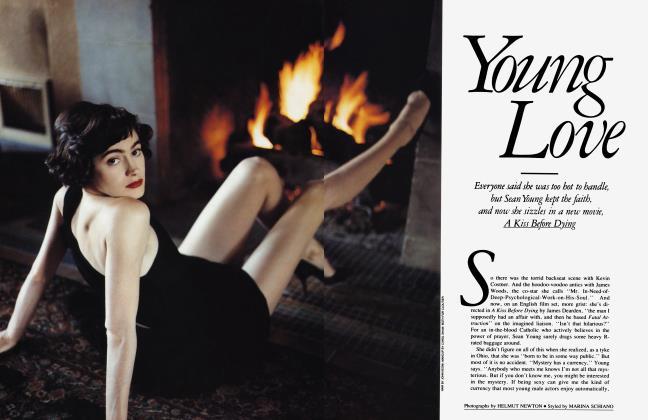Article Preview: Young Love, May 1990 1990 | Vanity Fair