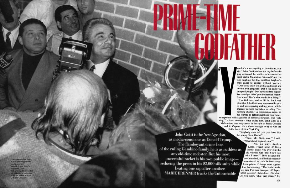 PRIME-TIME GODFATHER