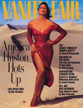 July 1990 | Vanity Fair