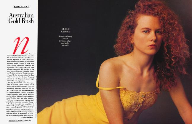 Article Preview: Australian Gold Rush, July 1990 1990 | Vanity Fair