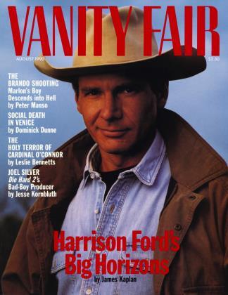 August 1990 | Vanity Fair