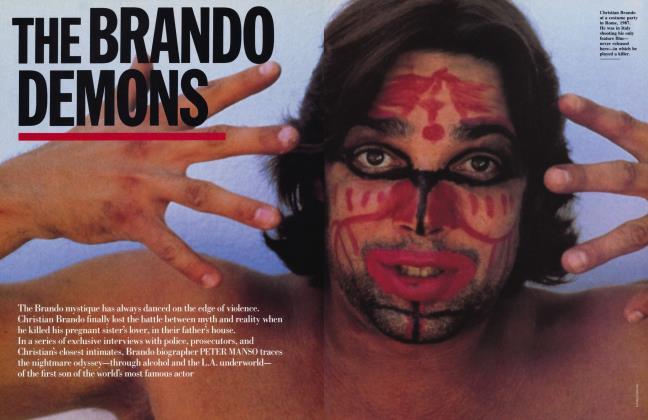 THE BRANDO DEMONS