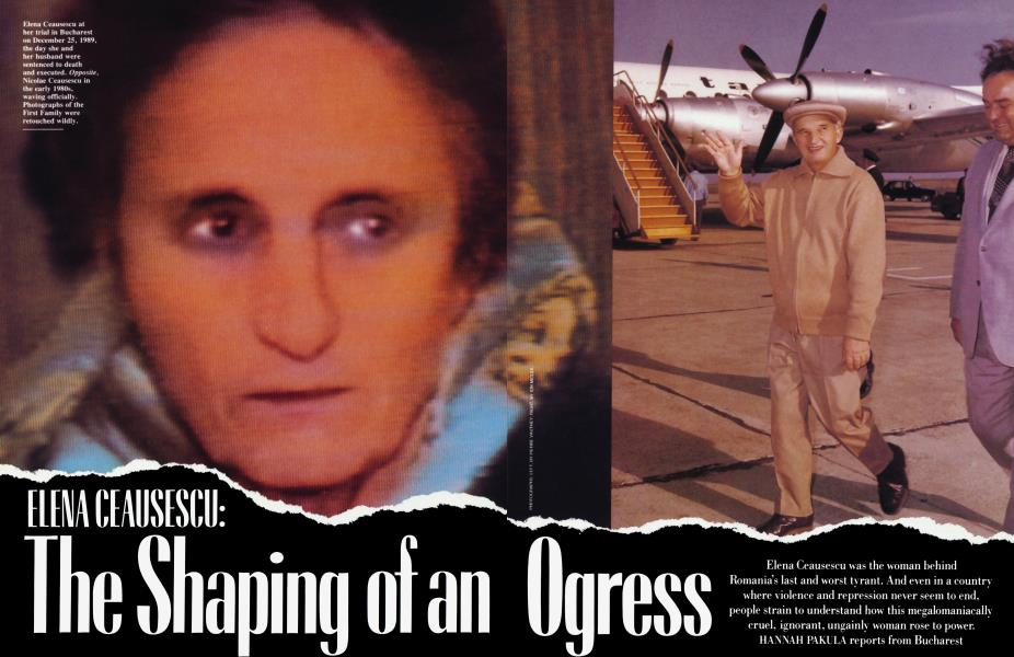 ELENA CEAUSESCU: The Shaping of an Ogress